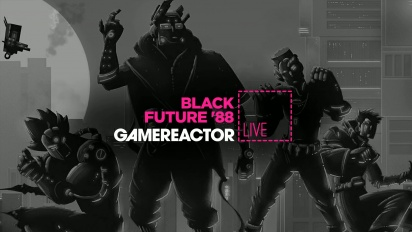 GR Liven uusinta: Black Future 88