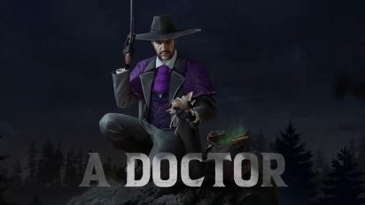 Desperados III - Doc McCoy Character Traileri