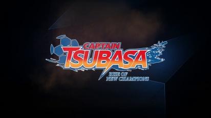 Captain Tsubasa: Rise of New Champions - American Junior Youth Traileri