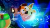 Crash Bandicoot: On the Run! - julkistustraileri