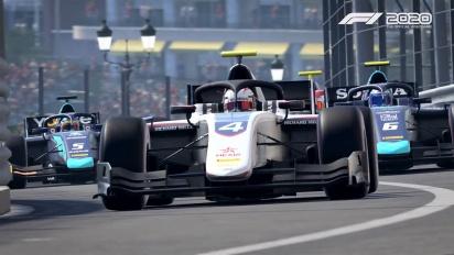 F1 2020 - julkaisutraileri