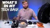 Nopea katsaus - What's in Magnus' tech bag?