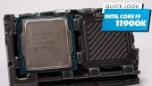 Nopea katsaus - Intel Core i9-11900K