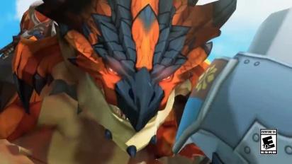 Monster Hunter Stories 2 - Summer Game Fest -traileri