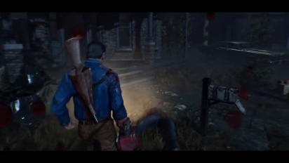 Evil Dead: The Game - Gameplay Overview -traileri