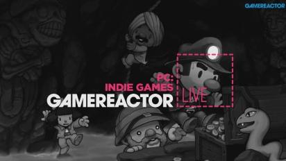 GRTV pelaa indie-pelejä PC:llä