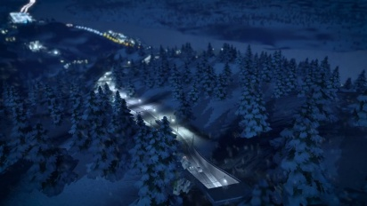 Cities: Skylines - Snowfall -paljastustaileri