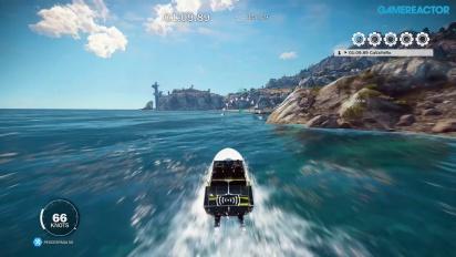 Just Cause 3 - Free Roam -pelikuvaa Xbox Onella, osa 2