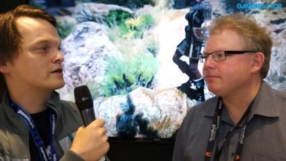 Black Desert Online - Rick van Beemin haastattelu
