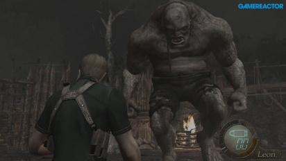 Resident Evil 4 HD - El Gigante -pomotaistelun pelikuvaa
