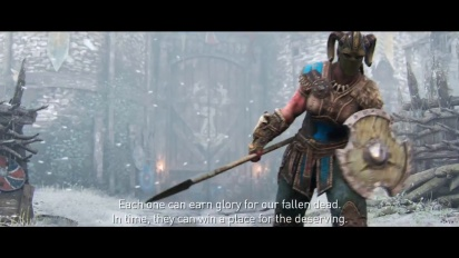 For Honor - Valkyrie-traileri