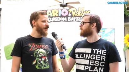Mario + Rabbids Kingdom Battle - ennakko