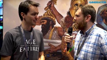 Age of Empires: Definitive Edition - Bert Beeckman haastattelussa