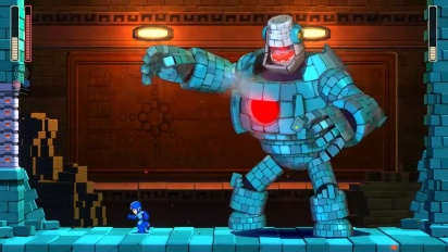 Mega Man 11 - Pre-order-traileri