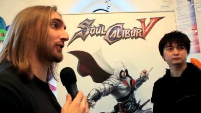 Soul Calibur V Impact Euroopan finaali