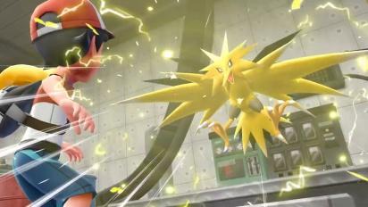 Pokémon: Let's Go Pikachu!/Let's Go Eevee! - Japanese TV Spot