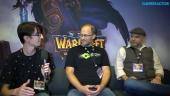 Warcraft III: Reforged - Timothy Morten & Brian Sousa haastattelussa