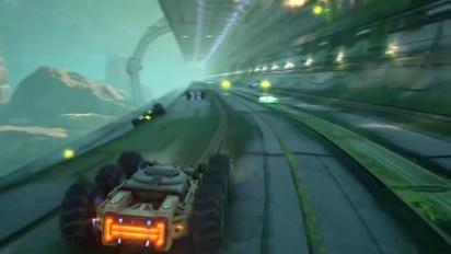 GRIP: Combat Racing - julkaisutraileri