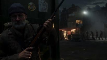 Overkill's The Walking Dead - julkaisutraileri