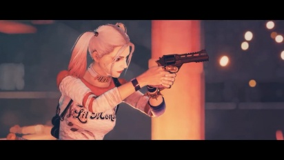 PlayerUnknown's Battlegrounds - Suicide Squad (Joker and Harley Quinn) asut
