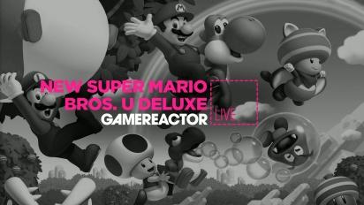 GR Liven uusinta: New Super Mario Bros. U Deluxe