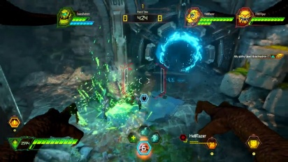 Doom Eternal - Battlemode Overview -traileri