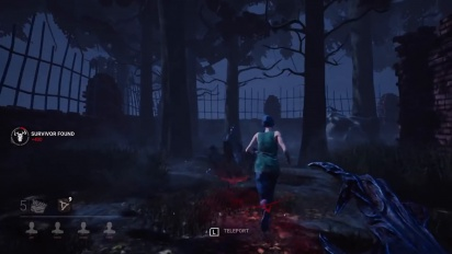 Dead by Daylight - Nintendo Switch -traileri
