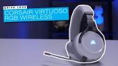 Nopea katsaus - Corsair Virtuoso RGB Wireless