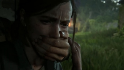 The Last of Us: Part II - Release Date Reveal -traileri