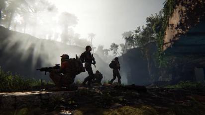 Ghost Recon: Breakpoint - Raid 1 -pätkä (Project Titan)