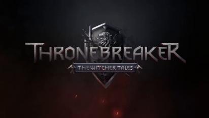 Thronebreaker: The Witcher Tales - iOS-julkaisutraileri