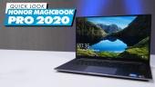 Nopea katsaus - HONOR MagicBook Pro 2020
