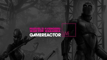 GR Liven uusinta: Marvel's Avengers: War for Wakanda