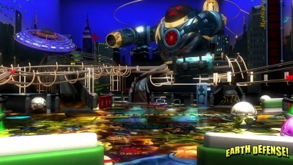 Zen Pinball 2 - Debut Trailer