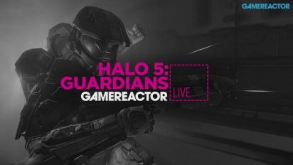 GR Live -uusinta: Halo 5: Guardians - 19.01.2016