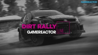 GR Live -uusinta: Dirt Rally ja Logitech Racing Wheel - 05.04.2016