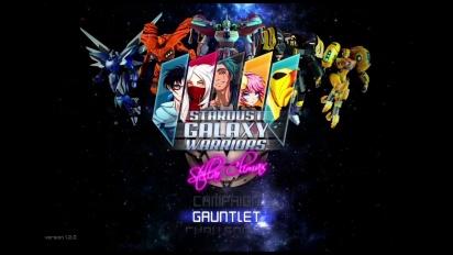 Stardust Galaxy Warriors: Stellar Climax -traileri