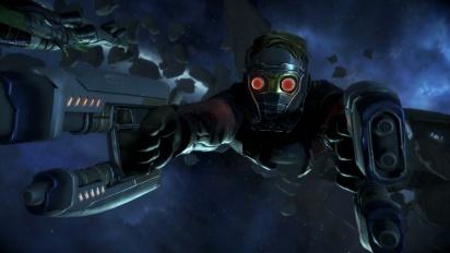 Guardians of the Galaxy: The Telltale Series - virallinen traileri