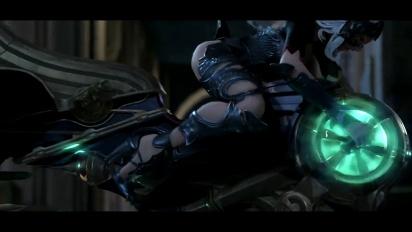Final Fantasy XII: The Zodiac Age -tarinatraileri
