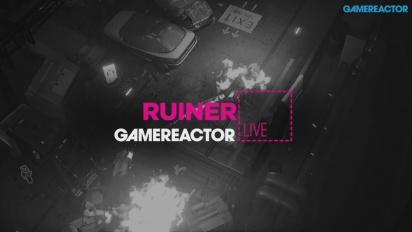 GR Liven uusinta: Ruiner