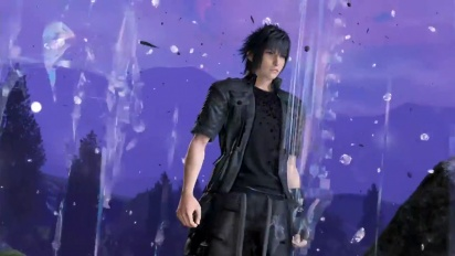 Dissidia Final Fantasy NT - Noctis-traileri