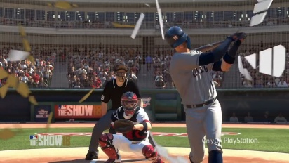 MLB The Show 18 - First Look Gameplay -traileri