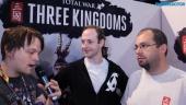 Total War: Three Kingdoms - Janos Gaspar & Simon Mann haastattelussa