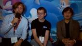 Team Sonic Racing - Derek Littlewood & Takashi Iizuka haastattelussa