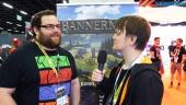Bannermen - Alexander Andersson haastattelussa