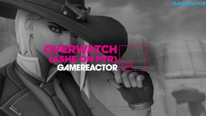 Overwatch - Ashe PTR Livestream tallenteessa