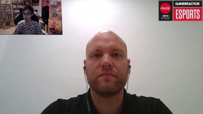 Gfinity Elite Series - Martin Wyatt haastattelussa