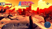 Away: Journey to the Unexpected - 10 minuuttia pelikuvaa