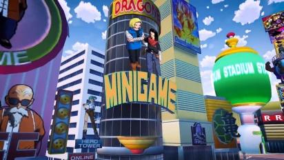 Super Dragon Ball Heroes: World Mission - julkistustraileri