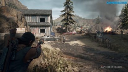 Days Gone - Gameplay Commentary Part 1